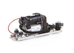 BMW 5 E61 Air Suspension Compressor / Air Supply Unit 37206765094